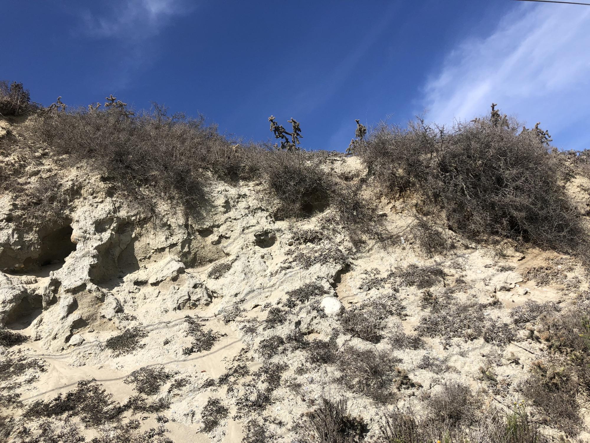 pretty cliff