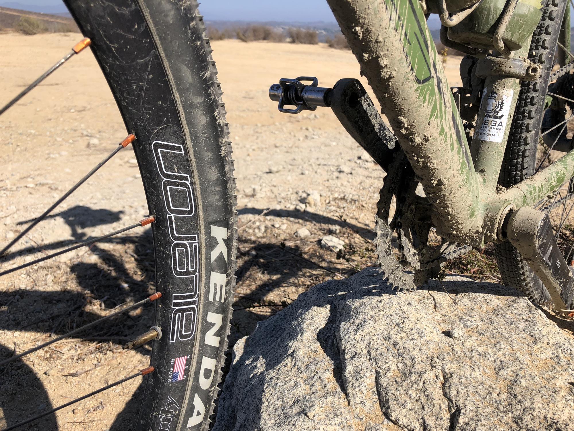kenda tires rock
