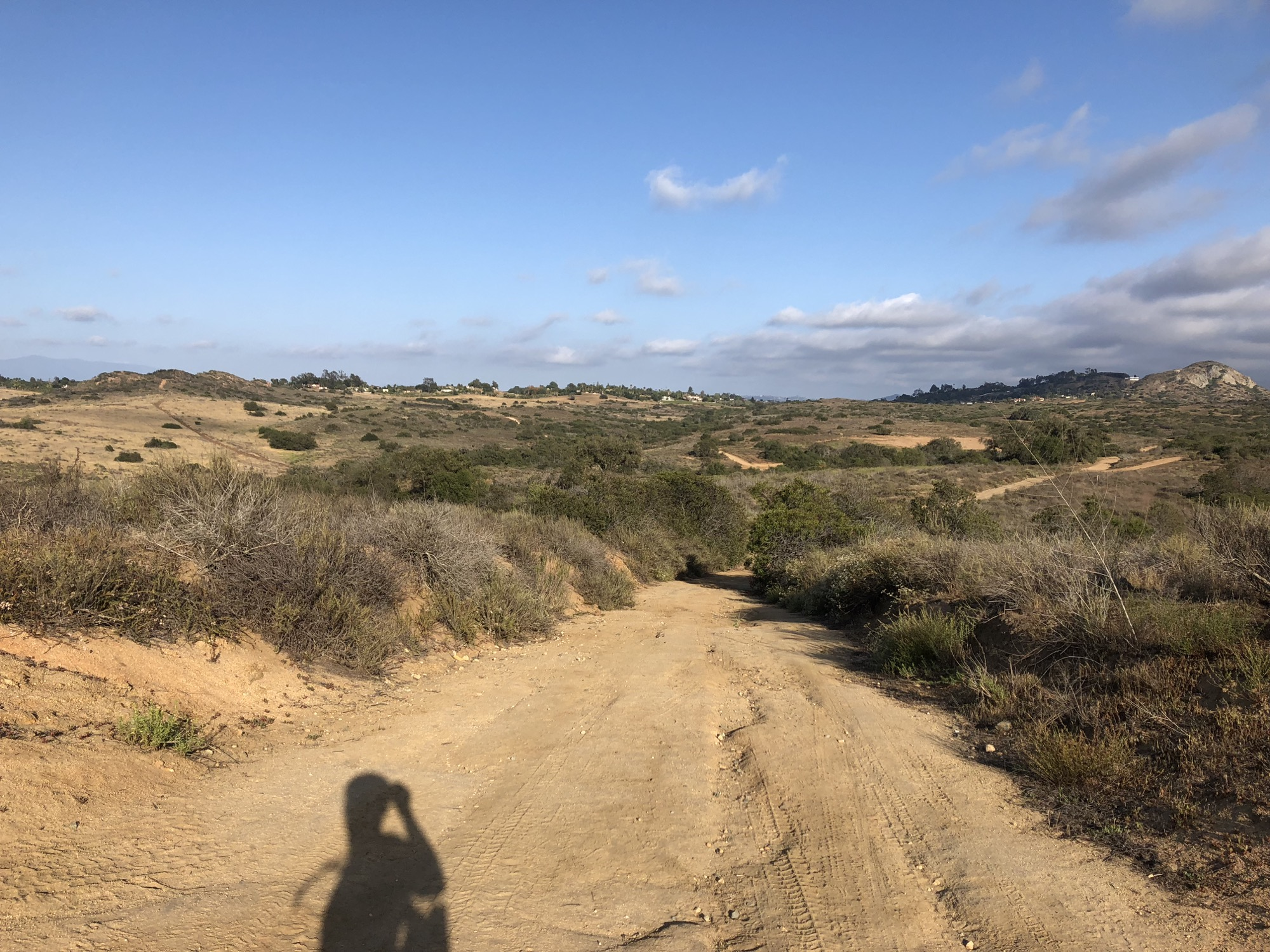 a nice gravel road