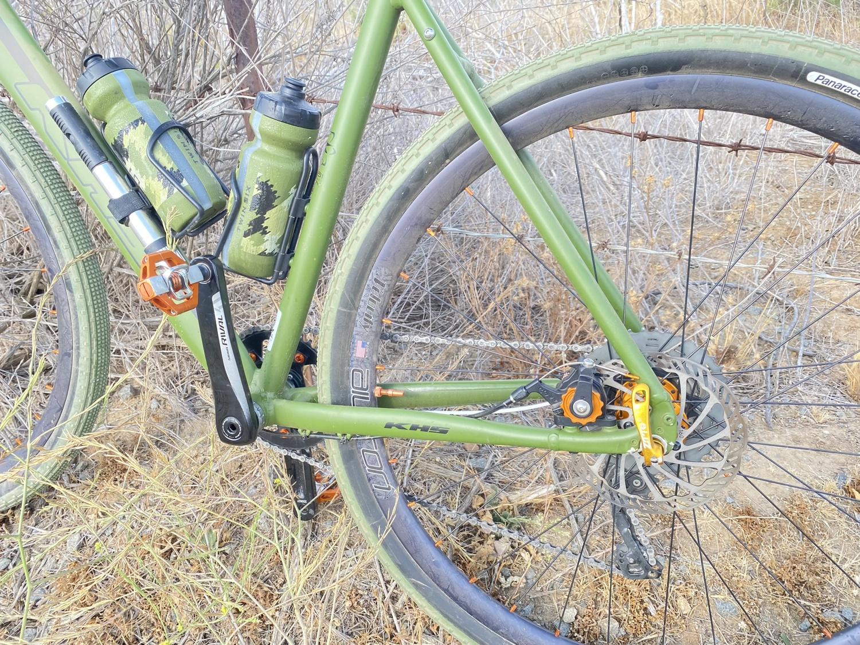 brake closeup